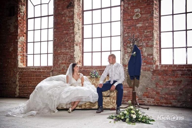 Wedding couple - Elody en WoutJan ...