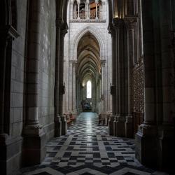 misterious church
