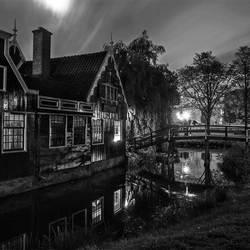 Huis in de Zaanse Schans