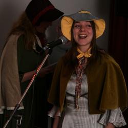 een Dickens dame