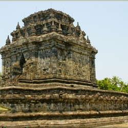Candi Mendut / tempel