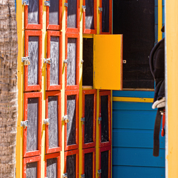 Lockers at Jibi Beach