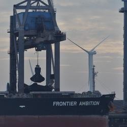 lossen bulk-carrier