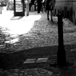 Hundertwasser, straat in Wenen