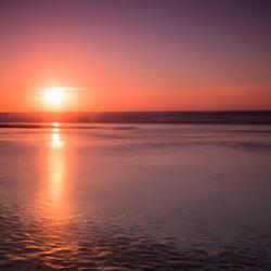Sunset Noordwijk