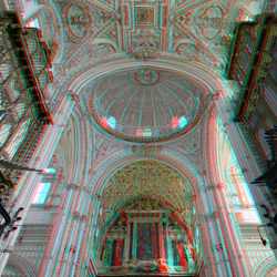 Mezquita The Mosque-Cathedral of Cordoba 3D