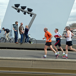Marathon Rotterdam 2013-16