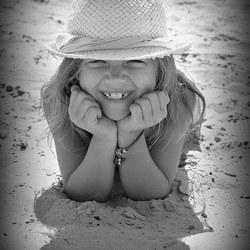 Smiling Megan