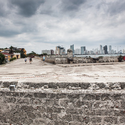 Old city - new city