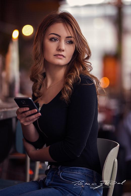 Model: Anne-Marie Schipper