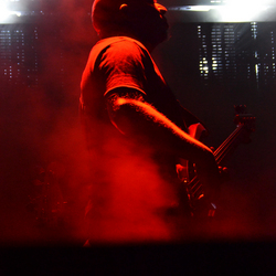 Gitarist Massive Attack