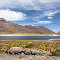 Laguna Miniques - Chili