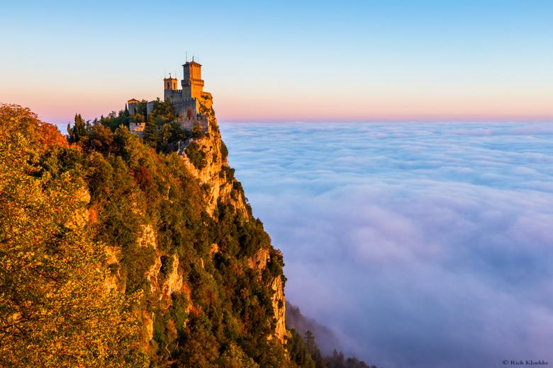 Torre Guaita - &quot;Torre Guaita&quot;<br /> <br /> Een paar dagen mijn familie in San Marino (enclave in Italië) bezocht. Natuurlijk wat gear meeg