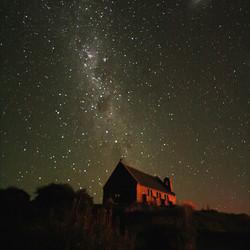 Nieuw Zeeland by night...
