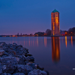 Art Deco Watertoren