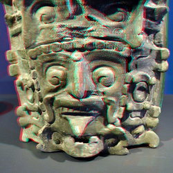 Fu-Xing Lucky-God  (Qing Dyn.) 3D National Museum of Ethnology Leiden