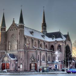 Winter in Alkmaar