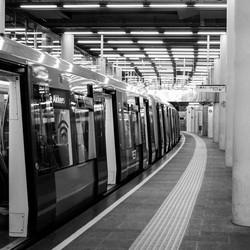 Metro Rotterdam Centraal