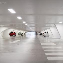Guillemins parking part2