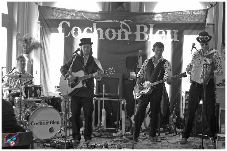 Cochon Bleu, een band met karakter ... -