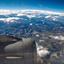Tibet uit de lucht