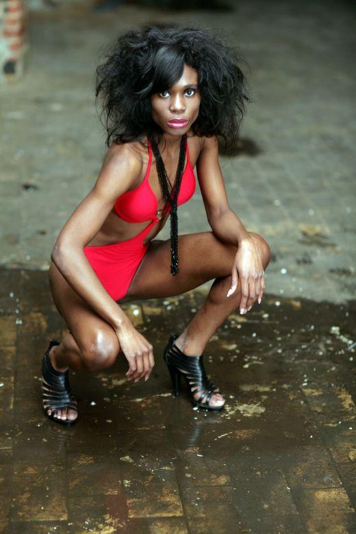 red fashion -