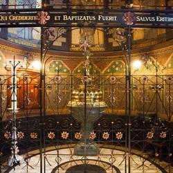 Doopkapel in de Basiliek van de H. Nicolaas