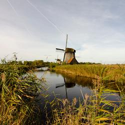 Molens bij Rustenburg, Noord-Holland