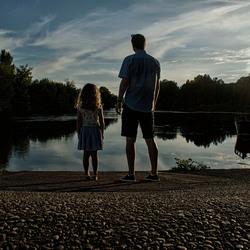 Vader & dochter.