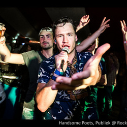 Handsome Poets @ Rock Röring 2014
