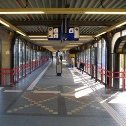 Station Woerden.
