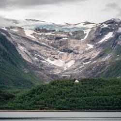 Krystiksveien - Svartisengletsjer, Noorwegen