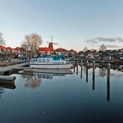 Panorama schuttevaerhaven Meppel