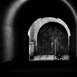 Een fietsje in het fort