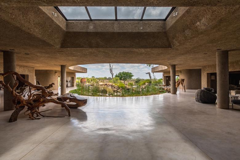 Sabi Sabi Earth Lodge, Zuid-afrika