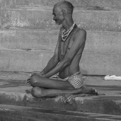 Ganges Meditatie