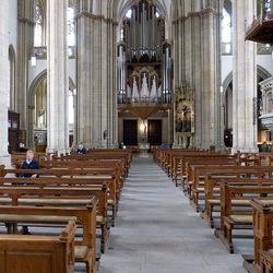 Kerk in Münster.
