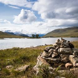 Loch Droma, Schotland