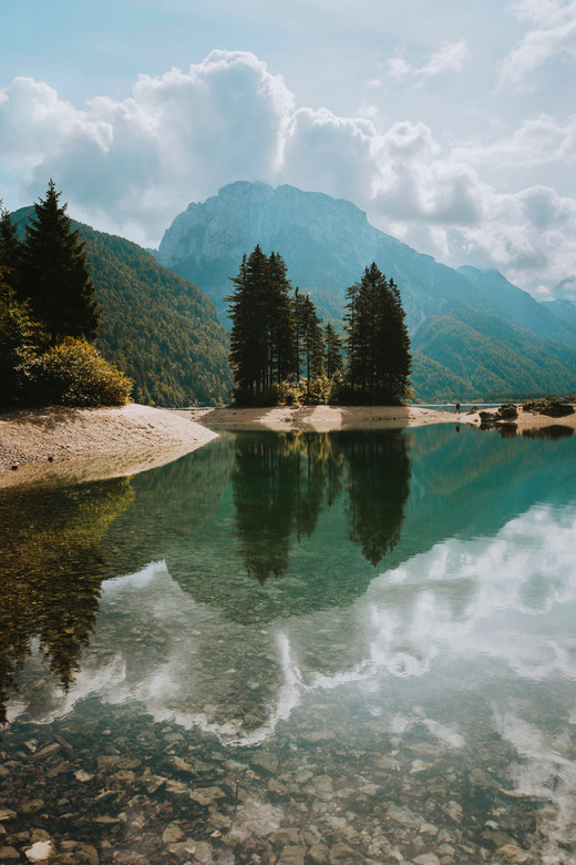 Lago del Predil -