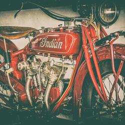 Indian -motor