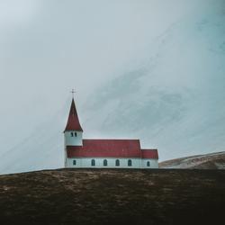 Vík í Mýrdal Kerk