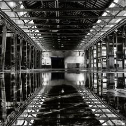 Fabriekshal spoorzone Tilburg