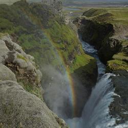 Regenboog, Iceland