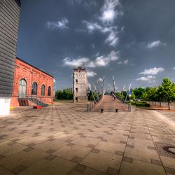 Gronau, popmuseum, Laga park