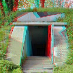 Bunkercomplex Overvoorde Den Haag 3D