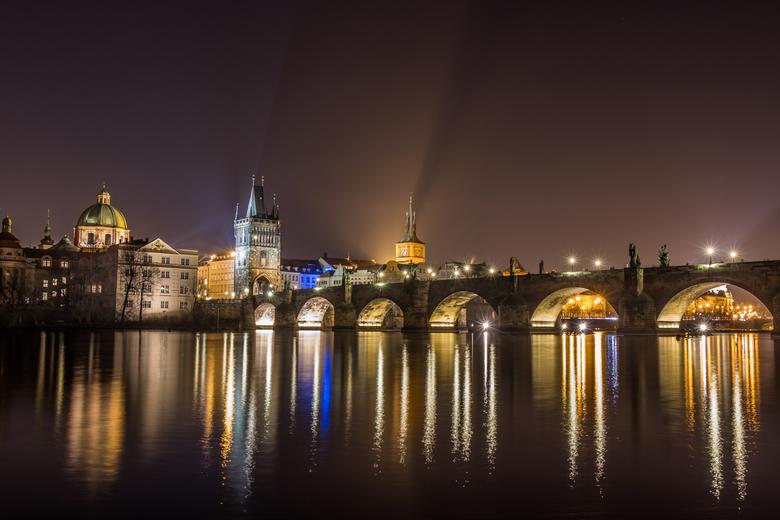 Prague at Night...