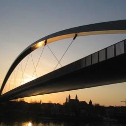 de Hoeg Brök/bridge in Maastricht