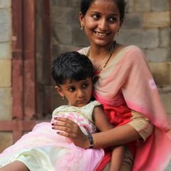 India,मां और बच्चे