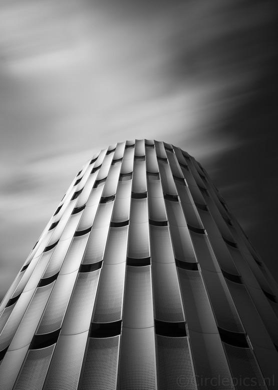 Mordor - Nog een foto van het kantoorgebouw in Utrecht waar ik de afgelopen jaren al een paar keer ben geweest maar nu eindelijk de gewenste weersomst
