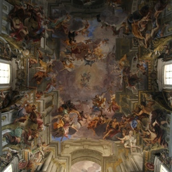 Plafondschildering
